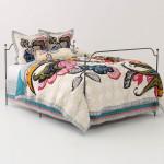 renkli yatak takımı