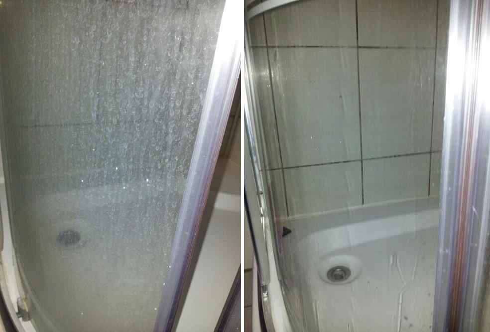 Duşakabin Temizliği Ve Ersağ Banyo Temizleyicisi Anne Kaz